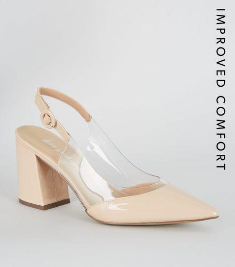4204aaf48b Mid Heel Shoes | Mid Heel Sandals & 3 Inch Heels | New Look