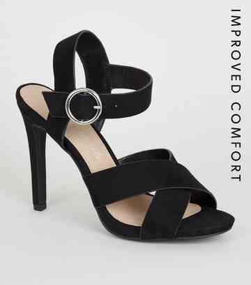 a20935c3 Women's Heeled Sandals | Block Heel & Strappy Sandals | New Look