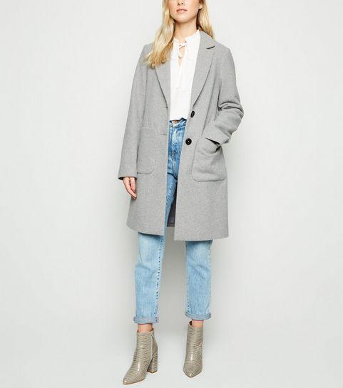 05f9c8a3a Manteaux Femme | Manteaux hiver, longs & fourrure | New Look
