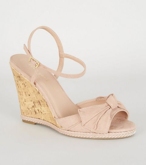 d4d33ff98bd Wedges | Wedge Shoes & Wedge Sandals | New Look