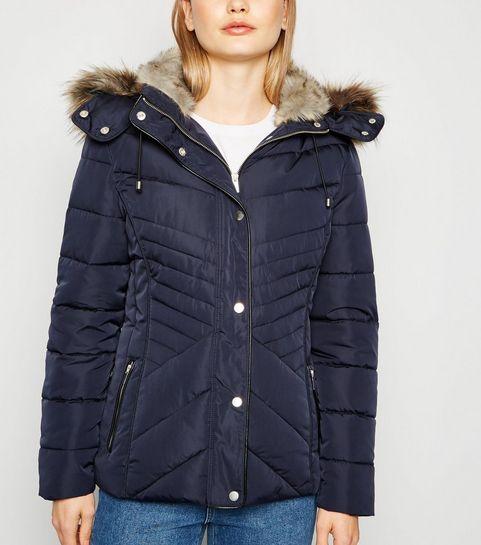 0a41c7110d4c5 Faux Fur Coats | Faux Fur Jackets & Fur Hood Coats | New Look