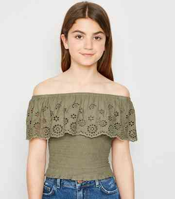 4a8e0551613 Girls' Tops | Tops For Teenage Girls | New Look