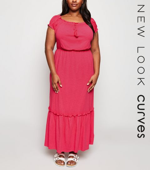6c5c2f4ad8b1 Women's Plus Size Clothing | Tops, Dresses & Jeans | New Look
