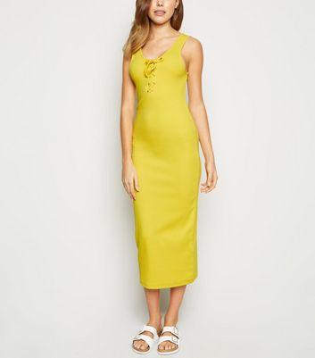 Yellow DressesMustardamp; Look Gold Women's New Z8nkP0NwOX