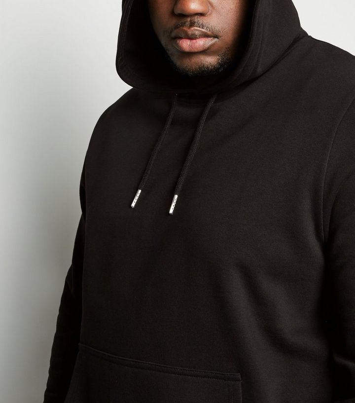 15209eb687 ... Plus Size Black Pocket Front Hoodie. ×. ×. ×. Shop the look