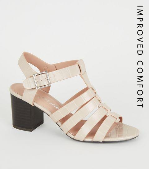 7c1a1db15c Mid Heel Shoes | Mid Heel Sandals & 3 Inch Heels | New Look