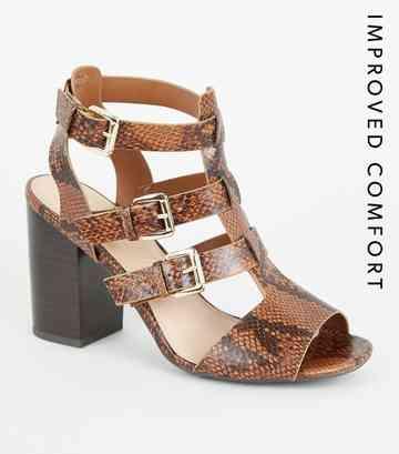 c33cb4930e Block Heels | Womens Block Heel Shoes | New Look