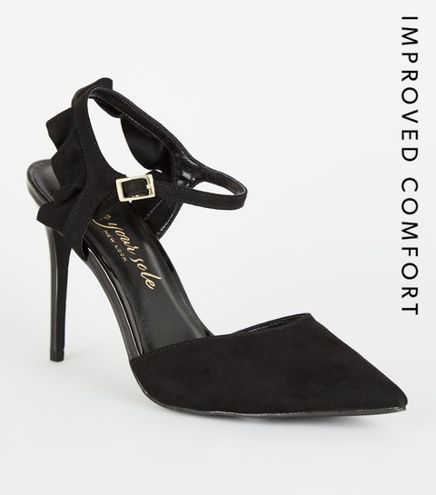 04f1d794fd Court Shoes | Block Heel Court Shoes & Court Heels | New Look