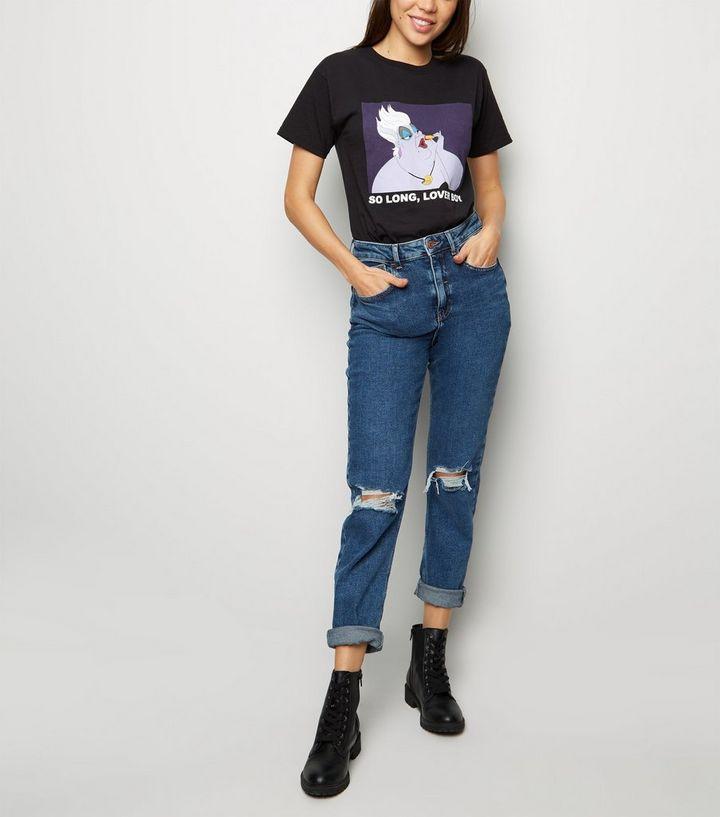 e7ba0aed8 ... Black Disney Ursula Lover Boy Slogan T-Shirt. ×. ×. ×. Shop the look