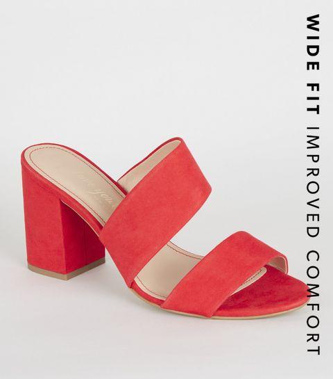 0e004e7ac Mid Heel Shoes   Mid Heel Sandals & 3 Inch Heels   New Look