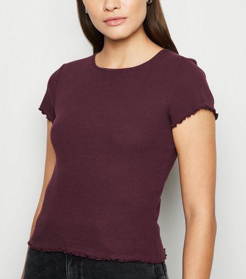 3f3ad9c7245 Crop Tops | Lace & Long Sleeve Crop Tops | New Look