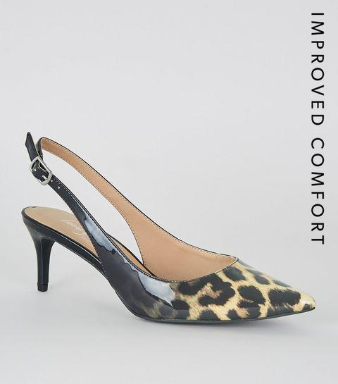 a753ba10a0f739 Escarpins Femme | Chaussures à talons hauts en daim & cuir | New Look