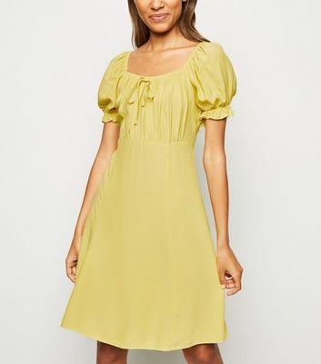 Kleid hellblau ruckenfrei