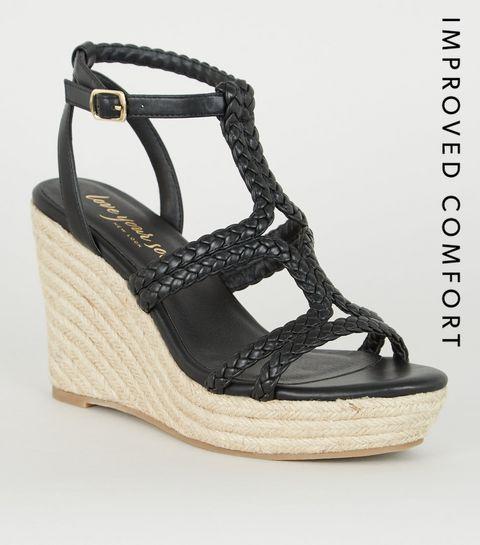 a16707680ccfe4 Sandales à plateforme Femme | Chaussures compensées | New Look