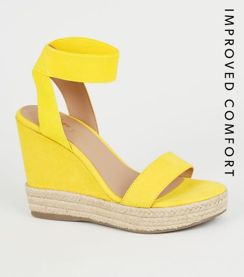 680810dcf1 Women's Wedge Shoes | Espadrille Wedges & Flatforms | New Look