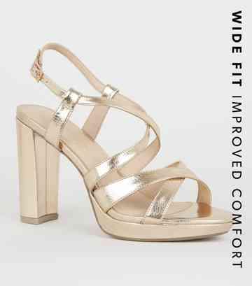 532d25d84 Block Heels   Womens Block Heel Shoes   New Look
