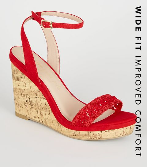 80423a6082 Wedges | Wedge Shoes & Wedge Sandals | New Look