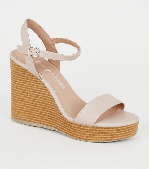 3fb6b1d60d52 Women's Wedge Shoes | Espadrille Wedges & Flatforms | New Look