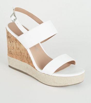 Mit Leder Für Keilabsatz Später Artikeln Speichern Aus In Entfernen Von Gespeicherten Schuhe Kork Weiße Canvas Optik 8O0XnPkw