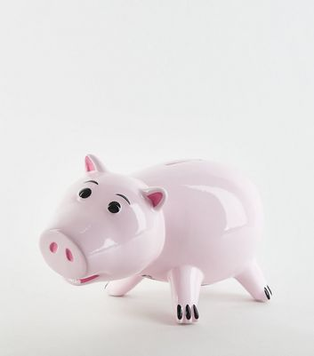 Pink Hamm Toy Story Piggy Bank