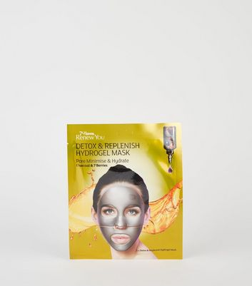 7th Heaven Gold Detox Replenish Hydrogel Mask