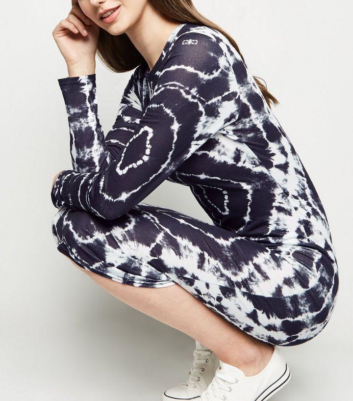 Home · Womens · Clothing · Dresses · Black Tie Dye Jersey Bodycon Midi Dress.  ×. ×. ×. Shop the look 4d027e462