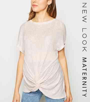 846cd16d7dee3 Maternity Knitwear | Maternity Jumpers & Cardigans | New Look