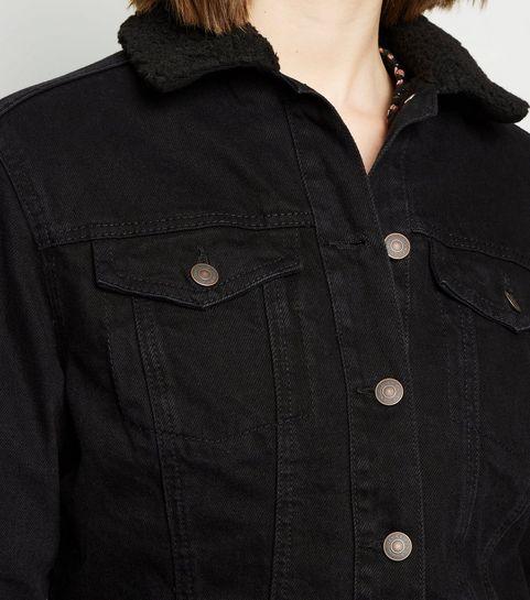 5cb55eb79 Denim Jackets | Women's Oversized & Black Denim Jackets | New Look