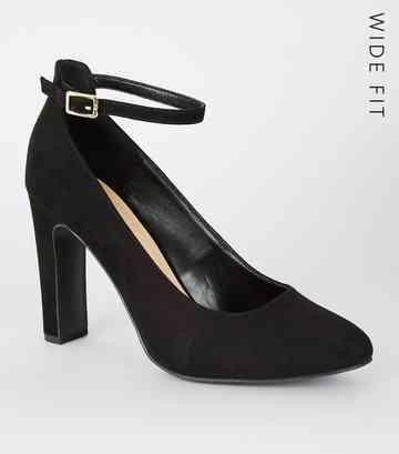 e84eac6020 Court Shoes   Block Heel Court Shoes & Court Heels   New Look