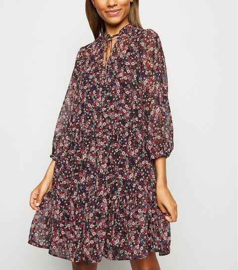 384f09751 Long Sleeve Dresses | Long Sleeve Mini & Maxi Dresses | New Look