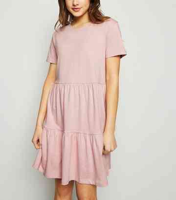 2a75e7d676b2 Pink Dresses | Blush, Hot Pink & Pale Pink Dresses | New Look