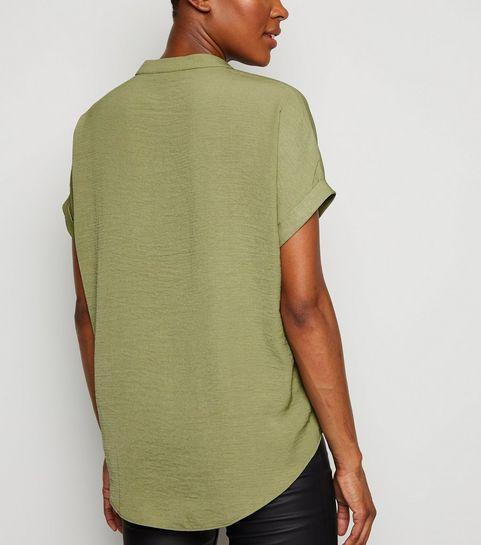 a83d60386e979 Women's Shirts & Blouses   Long Blouses & Shirts   New Look