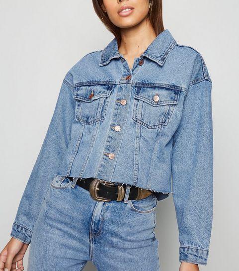 f00539906b5 Denim Jackets | Women's Oversized & Black Denim Jackets | New Look