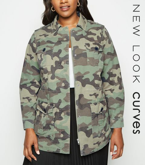 72a6c17099 Women's Camo Clothing | Camo Jackets, Pants and Shirts | New Look