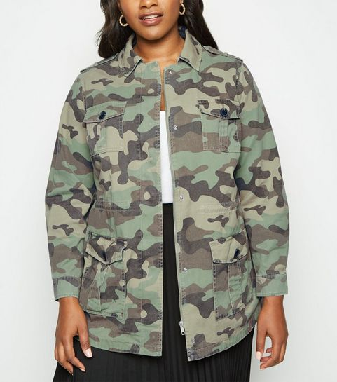 2543e1495 Plus Size Jackets & Coats | Plus Size Blazers | New Look