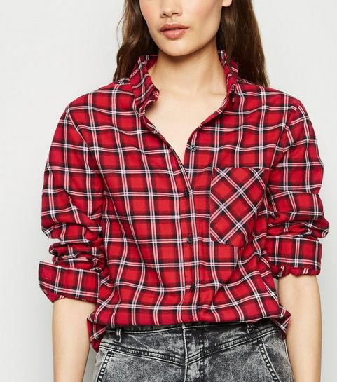 47001bfb73e4b Check Clothing | Check Dresses & Checked Trousers | New Look