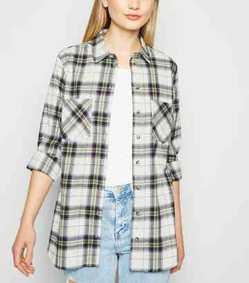 9f458b99216a52 Women's Shirts & Blouses | Long Blouses & Shirts | New Look