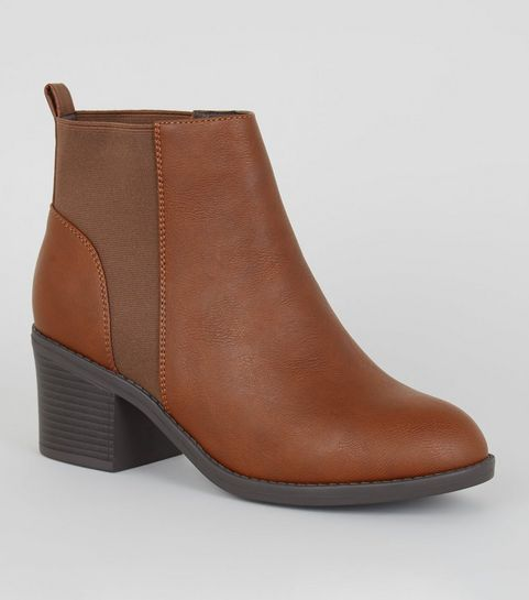 877e0b32434 Women's Wide Fit Boots | Wide Calf Boots & Wide Boots | New Look