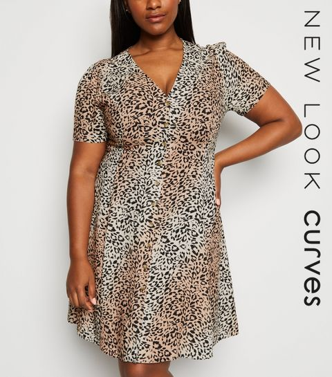 30e0404e7ae0 Plus Size Dresses | Plus Size Maxi & Midi Dresses | New Look