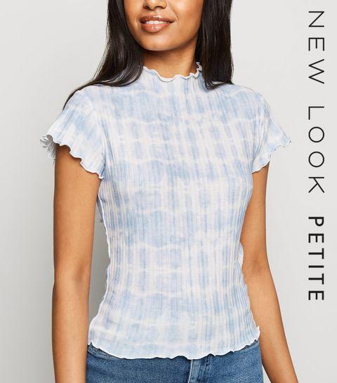 6443f7f9f6b2ee Petite Tops | Petite Blouses & Petite Shirts | New Look
