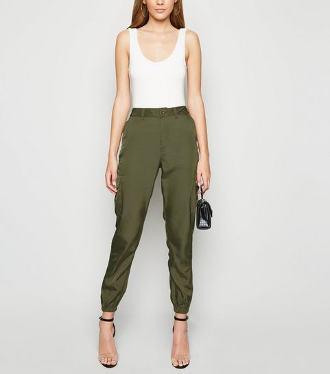 420d00a26984f1 Cargo Trousers | Utility Trousers & Camo Trousers | New Look
