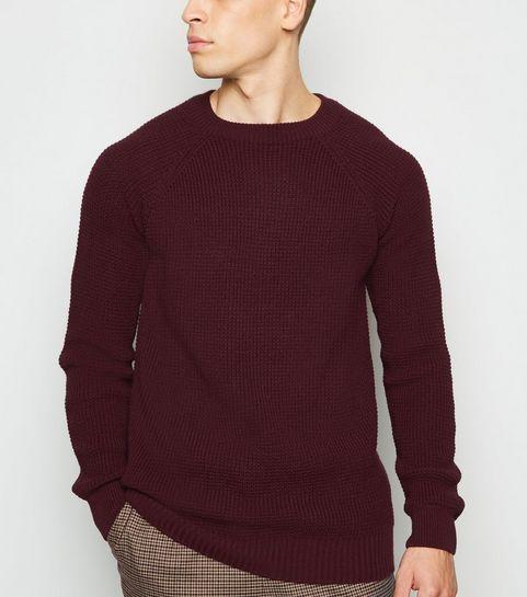a85f2fa72cc Mens Knitwear | New Look