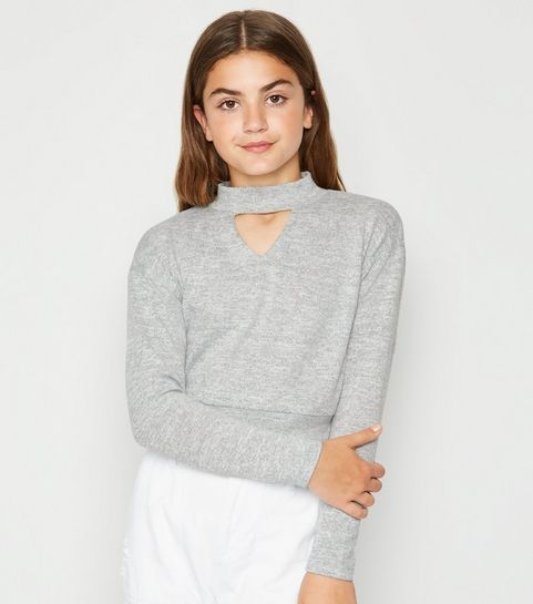 0eb51d3e61112f Girls' Jumpers | Sweaters For Girls | New Look