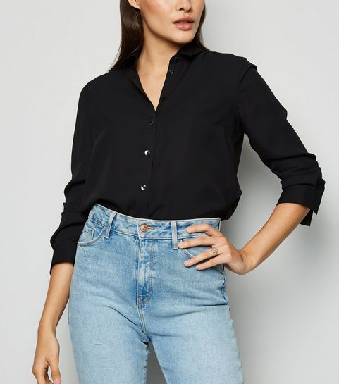 e984dfd6c98 Women's Shirts & Blouses | Long Blouses & Shirts | New Look