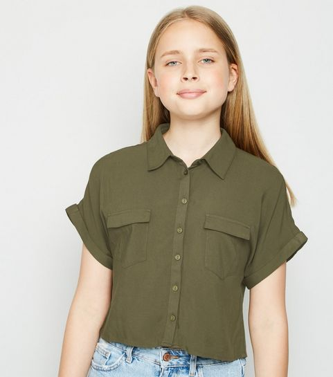 8ea53fe1e1 Girls' Clothing | Girls' Dresses, Tops & Jeans | New Look