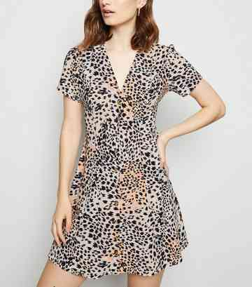 e32300b8b56 Animal Print Clothing | Animal Print Dresses, Tops & Shoes | New Look
