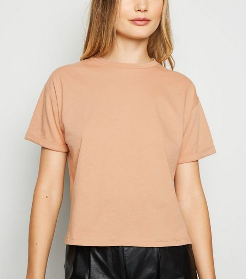 39be70e243 Crop Tops | Lace & Long Sleeve Crop Tops | New Look