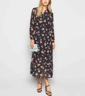 7f3b9e943c73 Midi Dresses   Knee Length Dresses   New Look