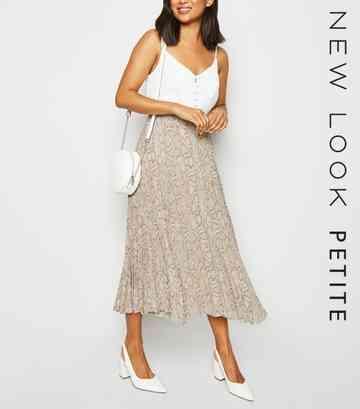 10b1419e0 Petite Skirts   Petite Mini, Maxi & Midi Skirts   New Look