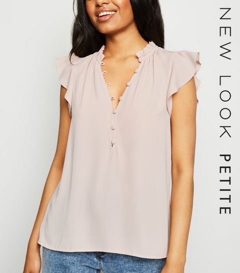 83587cc79637 Button Tops | Button Up Tops & Button Front Tops | New Look